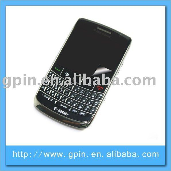 Amazing quality! Privacy screen protector for Blackberry 9700