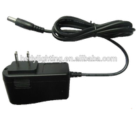 Guangzhou factory outlet rohs ac adapter 12 volt adapter single output constant voltage 12v 1a adapter