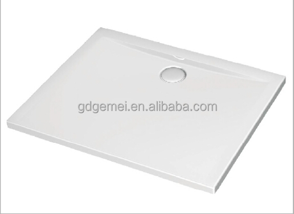 Bathroom Use High Quality many styles Acrylic Shower Trays and shower bases GM-3109