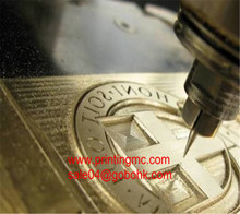 Special CNC engraving machine for making industrial steel mould