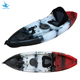 2018 New Arrival Red and White Rotomold fishing kayak Sit on Top Single Seat Fishing Kayak for Young People
