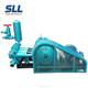 Fast suction-discharge speed low construction cost small drilling mud pump for sale