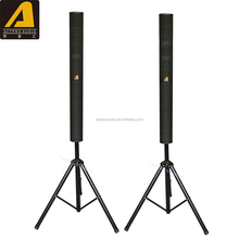 Actpro Audio modular line array system high power professional panaray MA12EX column speaker
