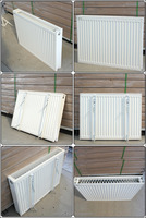 300x1600x150mm High efficiency water chilled steel panel radiator made in China factory