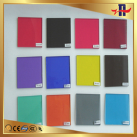 Laminated Glass Wall Panel, Opaque Laminated Glass