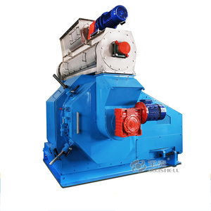 Over than 10 years Main machine span life Sawdust pellet mill wood pellet machine