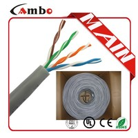 High performance China supplier 305m unshielded twisted pair network cable wall plate