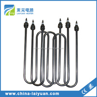 New Condition Industrial Finned Tubular Heater Type W