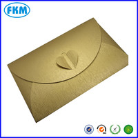 gold envelope seals