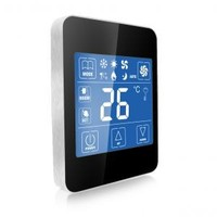 WIFI Smart Touch Screen Room Thermostat For Water Heating
