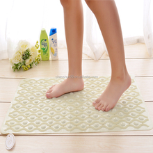 High Quality Printed Pvc Funny Color Changing Bath Mat