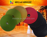Midstar cheap price buffing and polishing pads