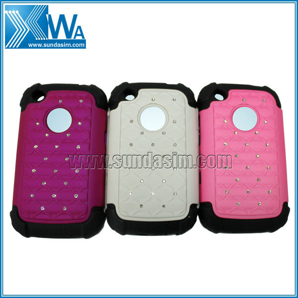 Custom Silicone Case For Blackberry 9320