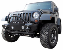Car parts Top sale Jeep Wrangler Front bumper guard