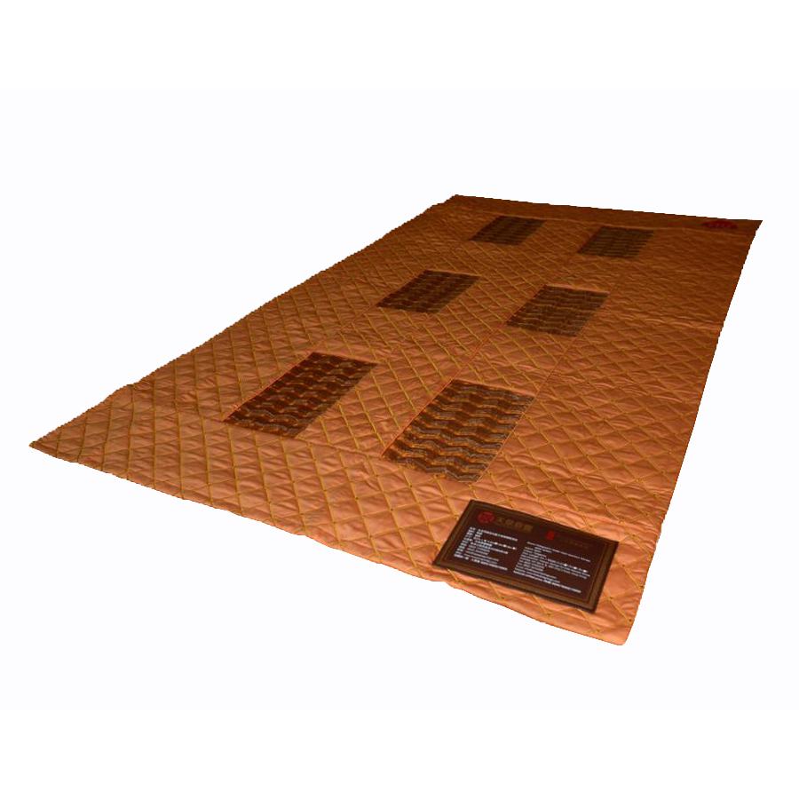 Far infrared negative ion antibacterial pad anti fatigue tourmaline massage bed health care mattress from China manufacturer - Jozy Mattress | Jozy.net