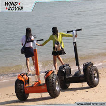 cheap 2 wheel standing up balance scooter wind rover v5+ off road colorful 2000w electric car for kids