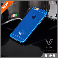 JULES.V Aqua Serie Simple TPU Cheap Phone Cases Clear Plastic Phone Case For iPhone 6