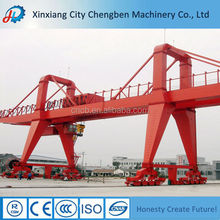 High strength container handling gantry crane