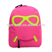 Latest design cute low price child school bag