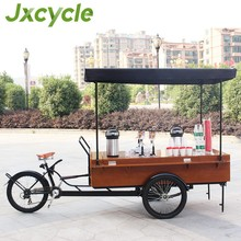 fast food bicycle/coffee vending cart/coffee bike