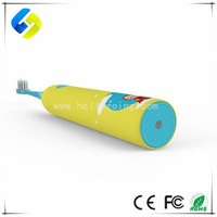 High Quality Waterproof Sonic double Head electric toothbrush
