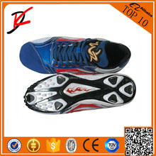 High top Pro baseball/softball strike low metal cleats trainers shoes baseball cleat boots for sale