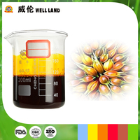 Natural gardenia extract 30-100E green and safety gardenia yellow pigment
