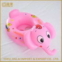 Promotional PVC inflatable baby float Swimming ring