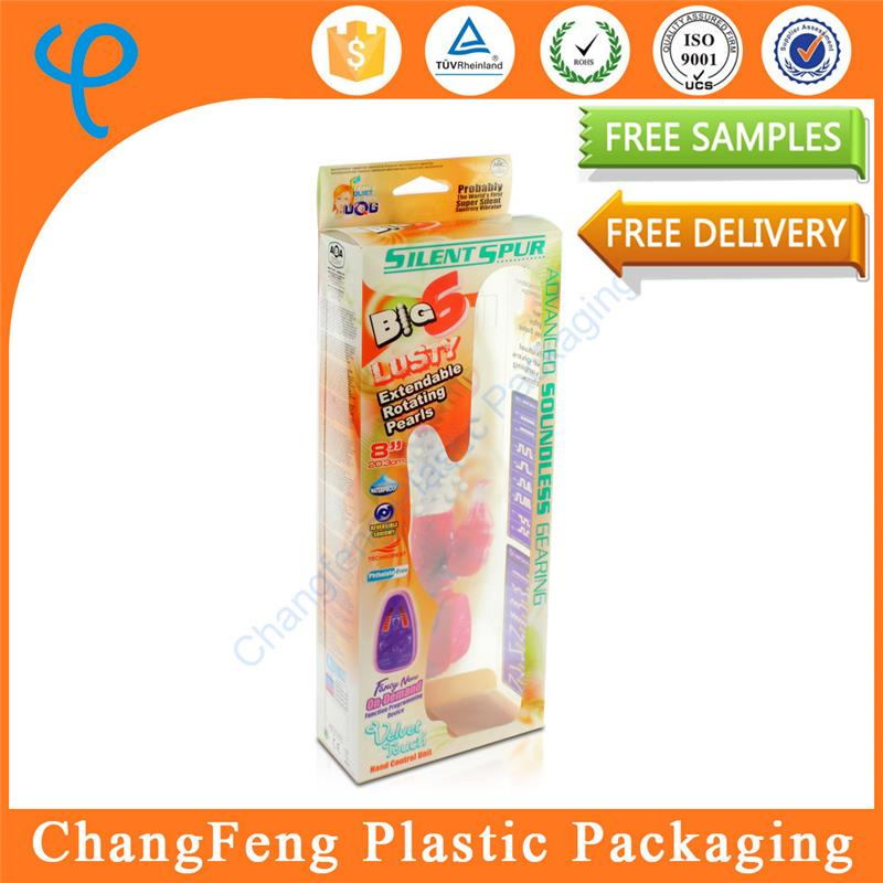 Wholesale Pussy Sexy Toy Plastic Packaging Box