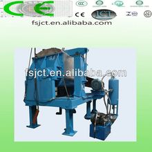 high quality and multi functional kneader making machine used for excavator rubber track NHZ-500L