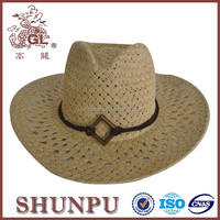 Hot sale make a paper cowboy hat pattern paper cowboy hats