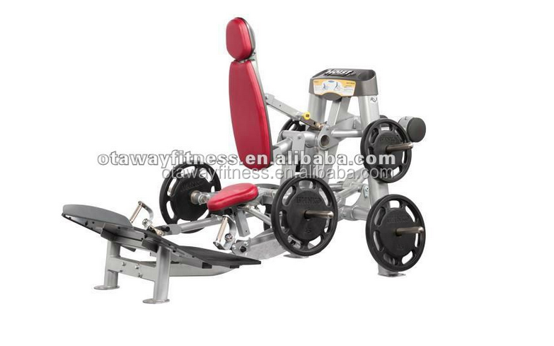 Professional Fitness Equipment ,Hoist, Plate Loaded Fitness Machine, Hack Squat & Dead Lift(FW2-028)