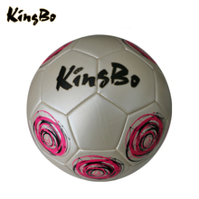 Customized materials and printing football kid or adult football soccer ball
