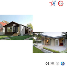 prefabricated steel frame kit home/prefabricated house/construction site use prefab prefabricated house in cyprus