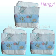 Disposable Cheap price manufacuturer in China for Sleepy Baby Diapers