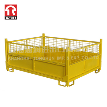 Torin LK37 Professional customization Warehouse wire mesh cages metal mesh container