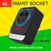 wireless APP control smart socket automatic power on and off smart socket
