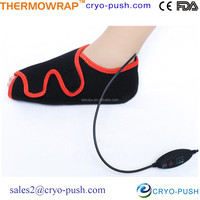 Thermowrap Far Infrared Heating Pad for Foot Infrared Physical Therapy with Adapter K5