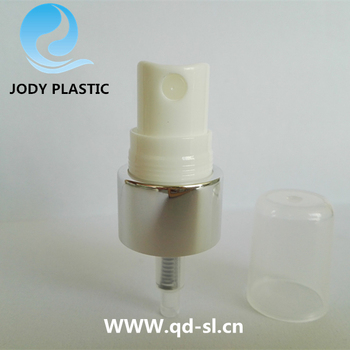 24/410 Fine Mist Sprayer Pump For Plastic Perfume Bottle usage