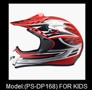 ECE 22.05 Approved Cross Helmet For Children