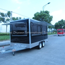 2015 mobile food trailer for fast food ZS-VT390 A