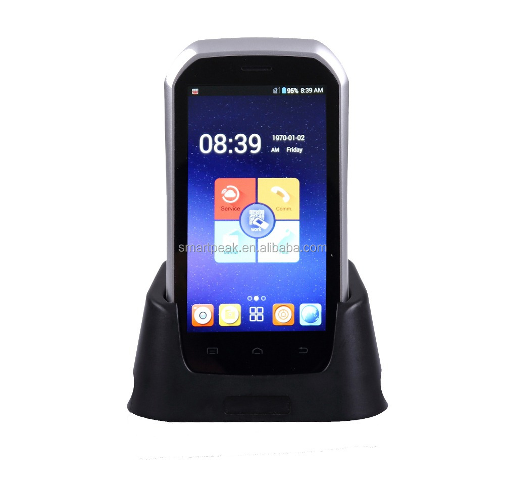 water-proof/Water resistance/Water resistance CODE SCANNER with OS Android/Qualcomm quad-core CPU/