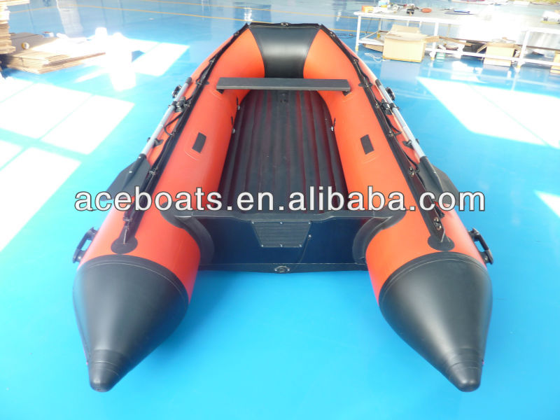2.9m cheap pvc open lifeboat for sale with ce