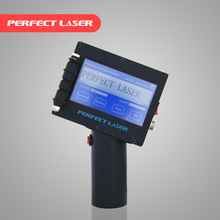 Industrial Handheld Inkjet Date Batch Code Label Printer