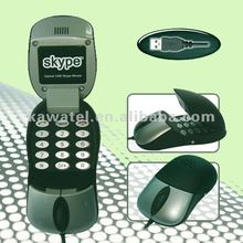 Internet VOIP USB Skype Phone