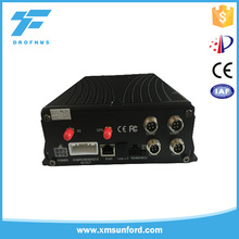 2016 For all vehicles CCTV Surveillance mobile dvr for police car