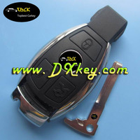 High quality 3 buttons (433 mhz/NEC chip) remote smart key for benz remote key mercedes remote key
