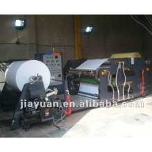 Jiayuan hot melt glue coating machine for sticker with CE certificate