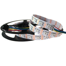 Individually Programmable SMD5050 DMX512 Pixel LED DC24V SMD5050 dmx addressable waterproof ip68 <strong>rgb</strong> ws2801 flex led strips