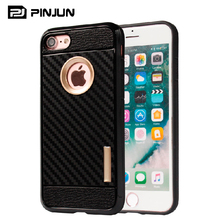 Latest 5g Mobile Phone For iPhone7 iPhone 8 Plus Case, Wholesale Carbon Fiber Cell Phone Case For iPhone 7